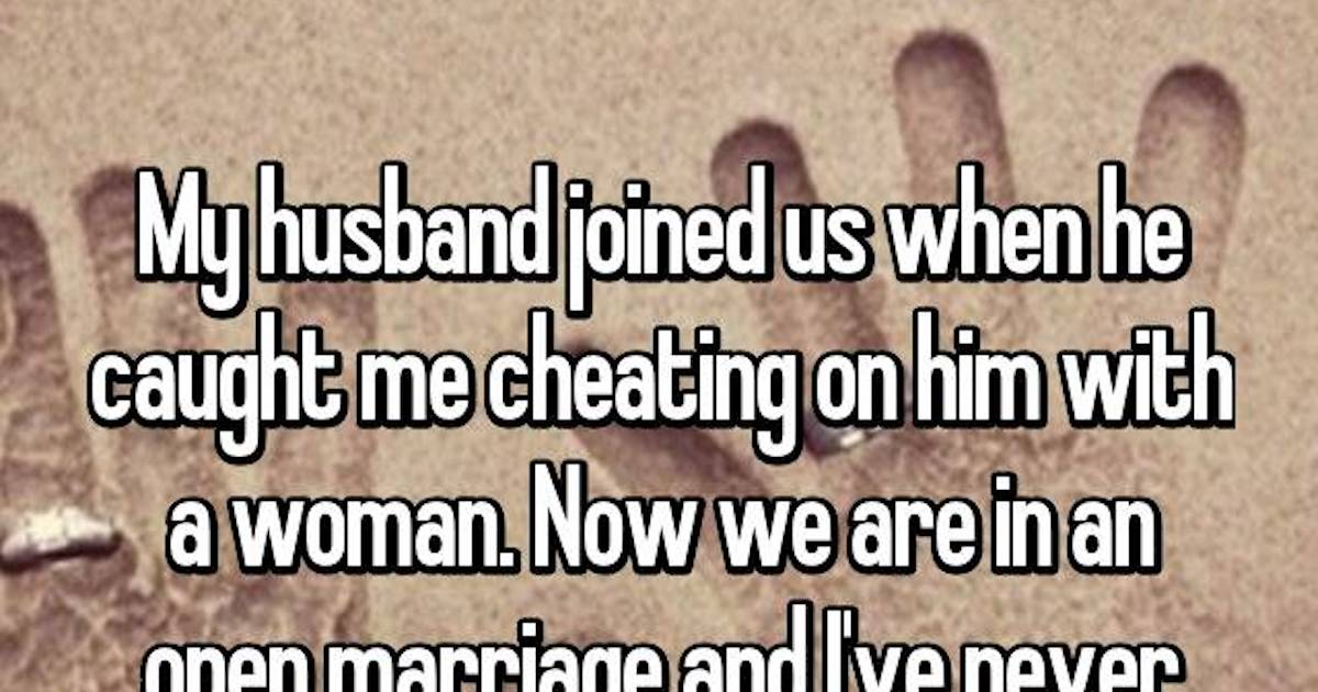 Cheating my husband on me walked in Husband Caught